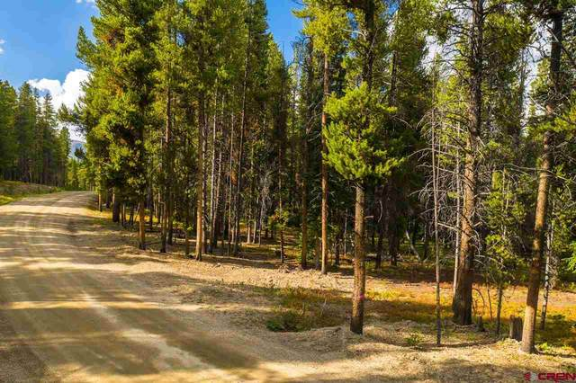 Lot 16 Trappers - Wildcat, Crested Butte, CO 81224 (MLS #774870) :: The Dawn Howe Group | Keller Williams Colorado West Realty