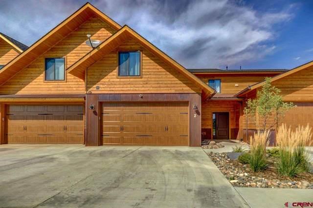 2 Cobblestone Lane, Pagosa Springs, CO 81147 (MLS #774921) :: The Dawn Howe Group | Keller Williams Colorado West Realty