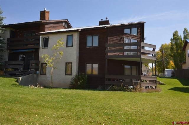 432 N 11 Street #432, Gunnison, CO 81230 (MLS #774922) :: The Dawn Howe Group | Keller Williams Colorado West Realty