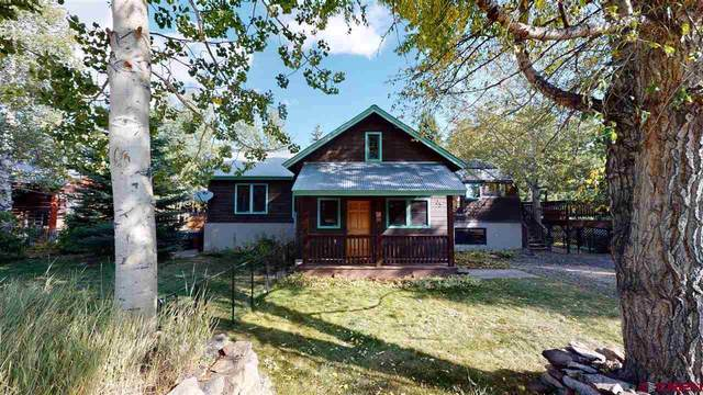25 Whiterock Avenue, Crested Butte, CO 81224 (MLS #774923) :: The Dawn Howe Group | Keller Williams Colorado West Realty