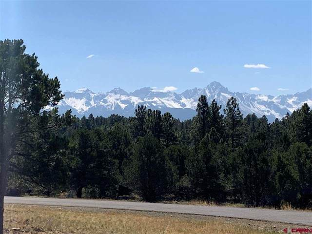 TBD  Lot 137 White Tail Lane, Ridgway, CO 81432 (MLS #774931) :: The Dawn Howe Group | Keller Williams Colorado West Realty