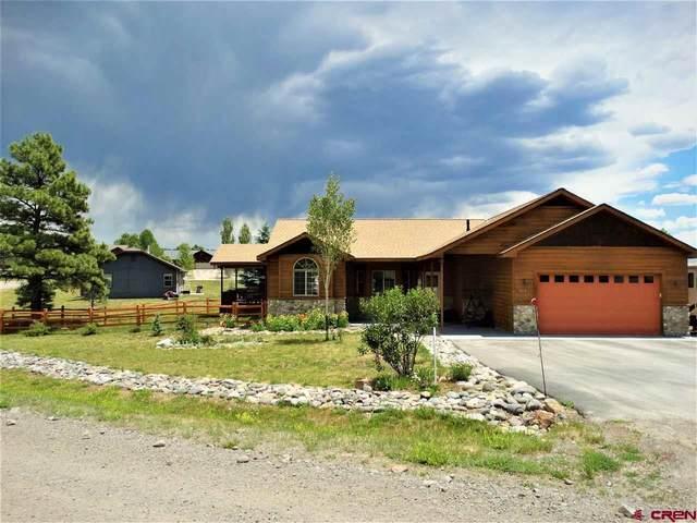 217 Periwinkle, Pagosa Springs, CO 81147 (MLS #774944) :: The Dawn Howe Group | Keller Williams Colorado West Realty
