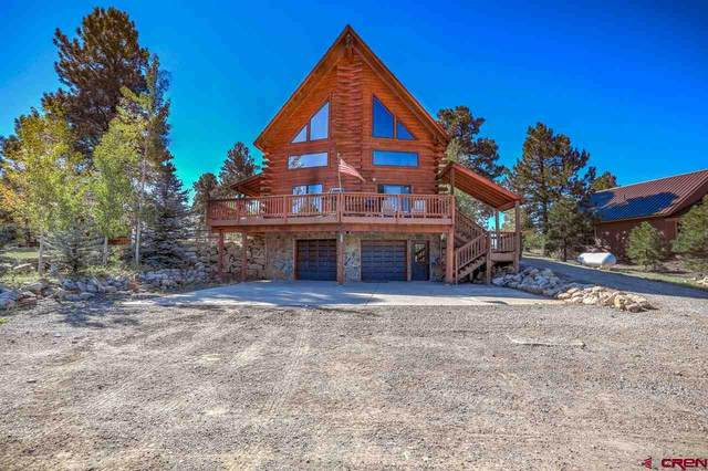 113 Waxwing Place, Pagosa Springs, CO 81147 (MLS #774953) :: The Dawn Howe Group | Keller Williams Colorado West Realty