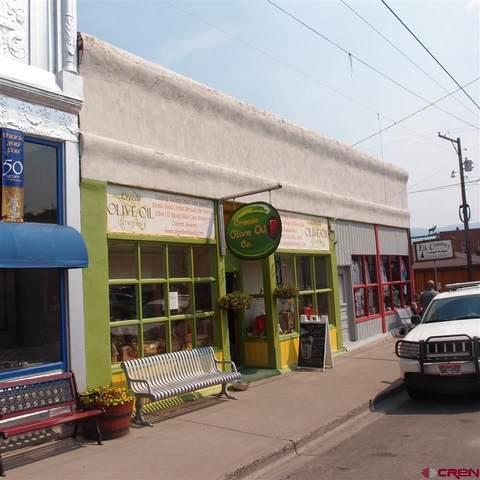 102 Main Street, Creede, CO 81130 (MLS #774985) :: The Howe Group | Keller Williams Colorado West Realty