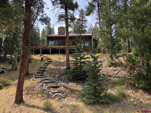 389 Wolf Canyon Drive, Almont, CO 81210 (MLS #774989) :: The Dawn Howe Group | Keller Williams Colorado West Realty
