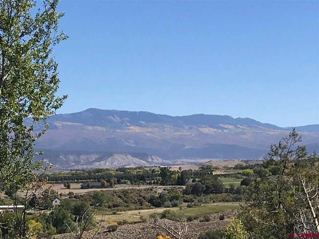 Lot 5 Ranger Road, Montrose, CO 81403 (MLS #775094) :: The Dawn Howe Group | Keller Williams Colorado West Realty
