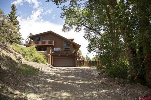 10665 County Road 14 Road, Del Norte, CO 81132 (MLS #775107) :: The Dawn Howe Group | Keller Williams Colorado West Realty