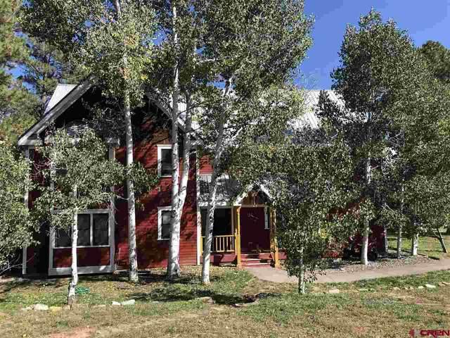 281 Silver Queen South #112C, Durango, CO 81301 (MLS #775109) :: Durango Mountain Realty