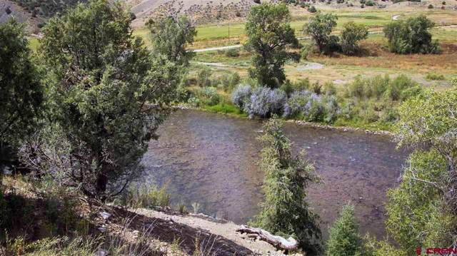 X Lot 43 S Rockcliff Circle, Pagosa Springs, CO 81147 (MLS #775119) :: The Dawn Howe Group | Keller Williams Colorado West Realty