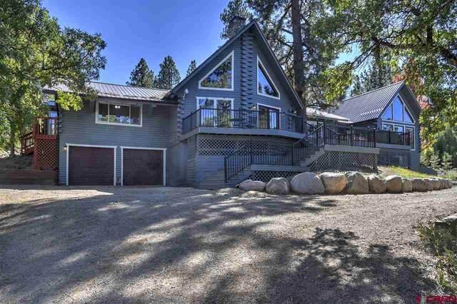 154 North Road, Durango, CO 81301 (MLS #775136) :: Durango Mountain Realty