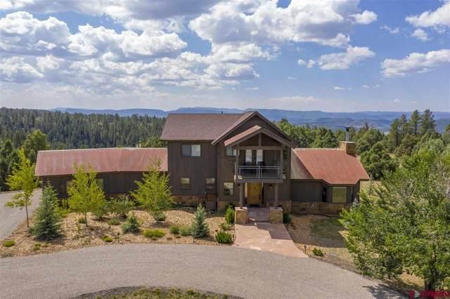 509 S Black Bear Place, Pagosa Springs, CO 81147 (MLS #775159) :: The Dawn Howe Group | Keller Williams Colorado West Realty