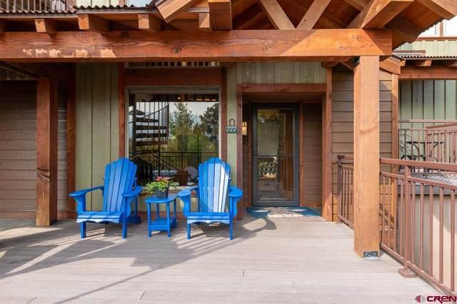 365 S Tamarron Drive #777, Durango, CO 81301 (MLS #775179) :: Durango Mountain Realty