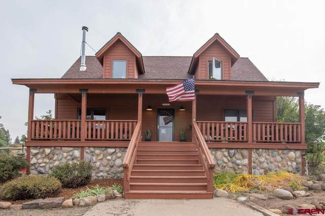69 Snowcap Drive, Durango, CO 81303 (MLS #775192) :: Durango Mountain Realty