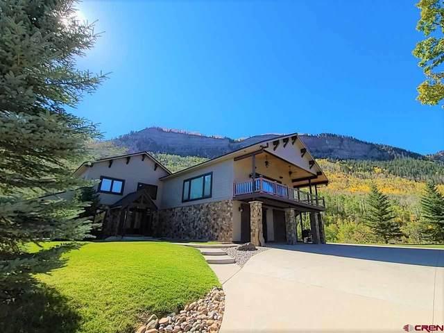43298 N Hwy 550, Durango, CO 81301 (MLS #775200) :: Durango Mountain Realty