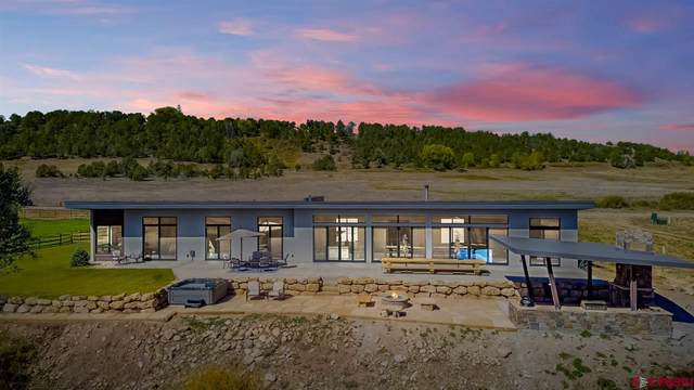 269 Cowboy Trail, Durango, CO 81301 (MLS #775201) :: Durango Mountain Realty