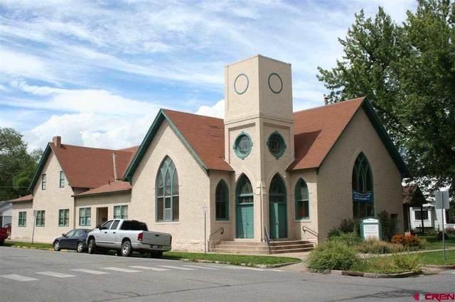 255 E 11th Street Avenue 1105 E 3rd Ave, Durango, CO 81301 (MLS #775276) :: Durango Mountain Realty