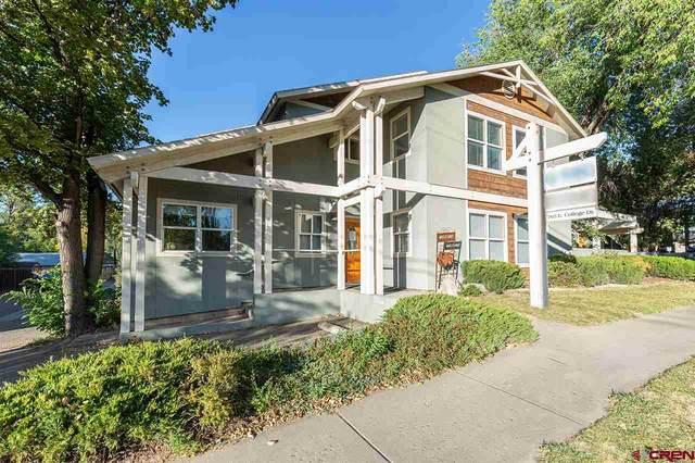 765 College Drive 1 And 1B, Durango, CO 81301 (MLS #775363) :: Durango Mountain Realty