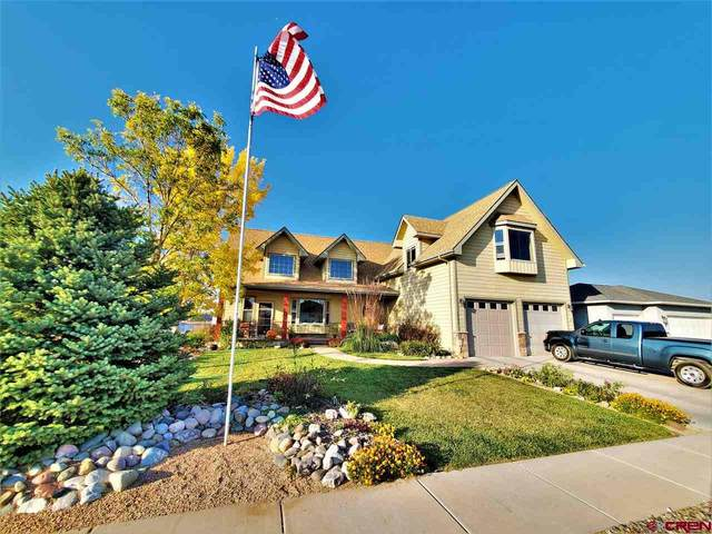 1533 Gold Creek Drive, Montrose, CO 81403 (MLS #775378) :: The Dawn Howe Group | Keller Williams Colorado West Realty