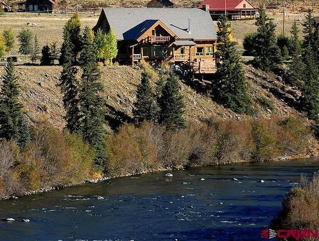 385 Hinshaw Drive, Creede, CO 81130 (MLS #775388) :: The Dawn Howe Group | Keller Williams Colorado West Realty