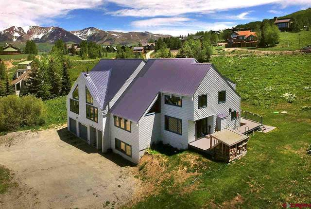 26 Cinnamon Mt. Road, Mt. Crested Butte, CO 81225 (MLS #775428) :: The Dawn Howe Group | Keller Williams Colorado West Realty