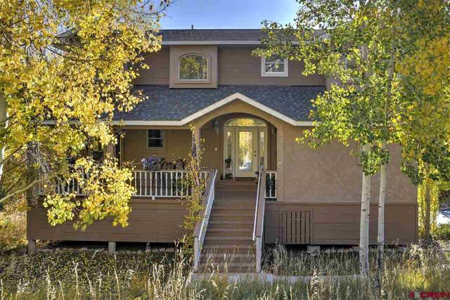 42 Tanglewood Drive, Durango, CO 81301 (MLS #775437) :: Durango Mountain Realty