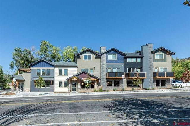 610 E 8th Avenue #218, Durango, CO 81301 (MLS #775466) :: Durango Mountain Realty