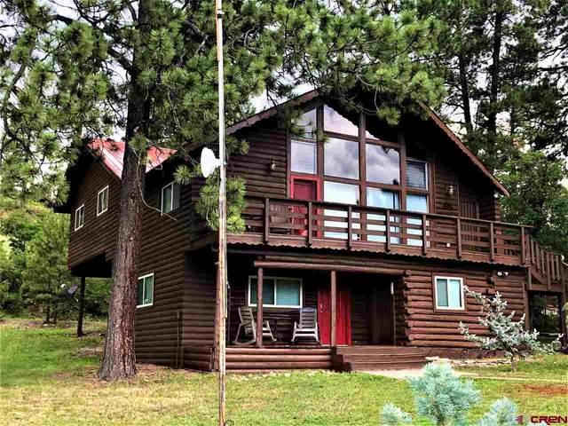 34 Harman Avenue, Pagosa Springs, CO 81147 (MLS #775471) :: The Dawn Howe Group | Keller Williams Colorado West Realty
