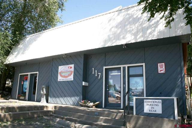 117 E 32nd Street, Durango, CO 81301 (MLS #775492) :: Durango Mountain Realty