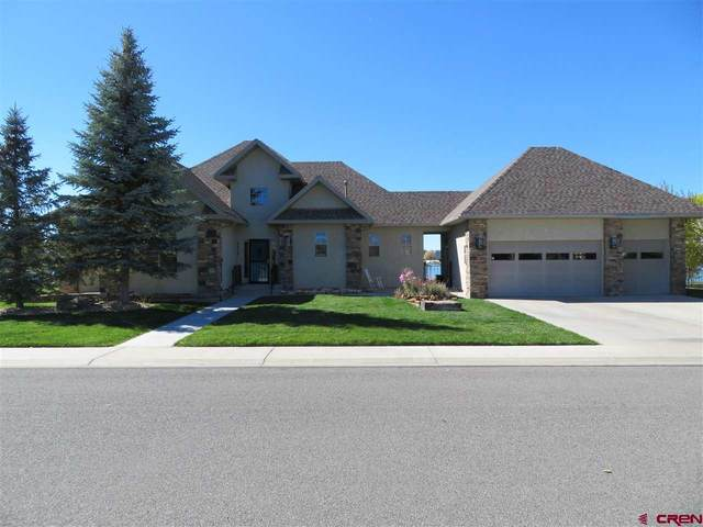 2013 Otter Pond Circle, Montrose, CO 81401 (MLS #775523) :: The Dawn Howe Group | Keller Williams Colorado West Realty