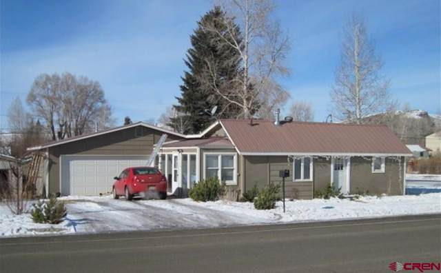 423 N Spruce Street, Gunnison, CO 81224 (MLS #775524) :: The Dawn Howe Group | Keller Williams Colorado West Realty
