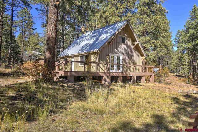 640 Sierra Circle, Durango, CO 81301 (MLS #775556) :: Durango Mountain Realty