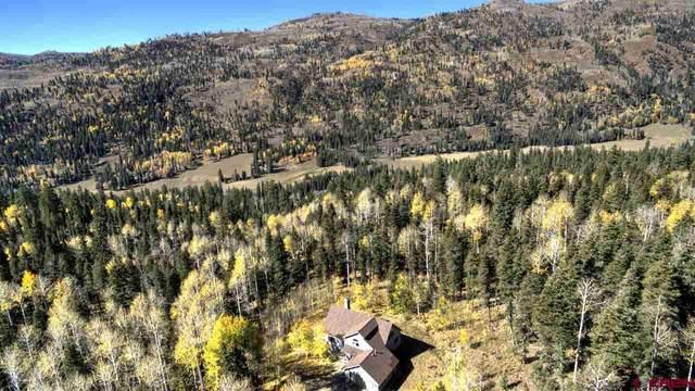 261 Aspen Dr, Durango, CO 81301 (MLS #775569) :: Durango Mountain Realty