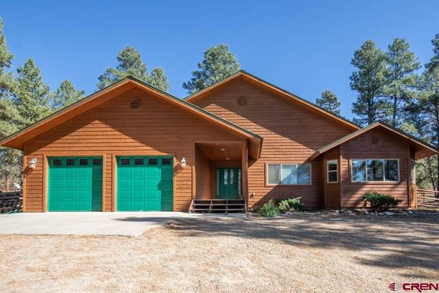 424 Fantango Road, Durango, CO 81301 (MLS #775571) :: The Dawn Howe Group | Keller Williams Colorado West Realty