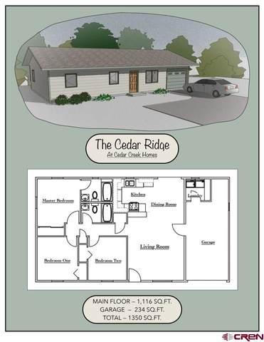 TBD Cedar 15 Street, Delta, CO 81416 (MLS #775582) :: The Dawn Howe Group   Keller Williams Colorado West Realty
