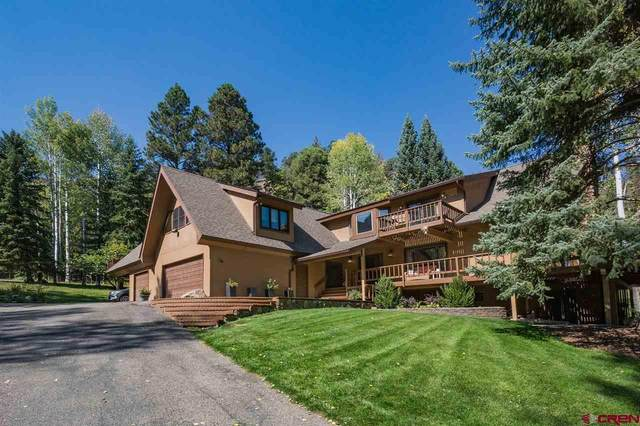 134 Thompson Lane, Durango, CO 81301 (MLS #775613) :: Durango Mountain Realty