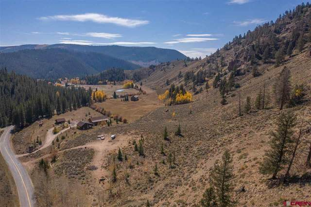 TBD County Road 744, Almont, CO 81210 (MLS #775624) :: The Dawn Howe Group   Keller Williams Colorado West Realty