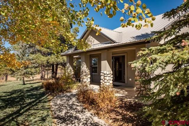 24 Hartwell Court, Pagosa Springs, CO 81147 (MLS #775650) :: The Dawn Howe Group   Keller Williams Colorado West Realty