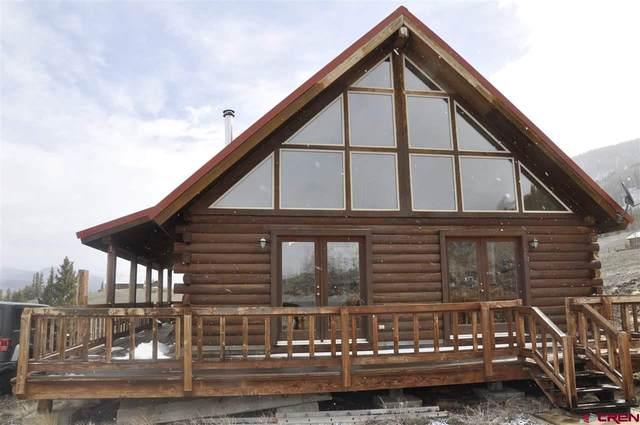 1259 Whiskey Lane, Creede, CO 81130 (MLS #775666) :: The Dawn Howe Group | Keller Williams Colorado West Realty