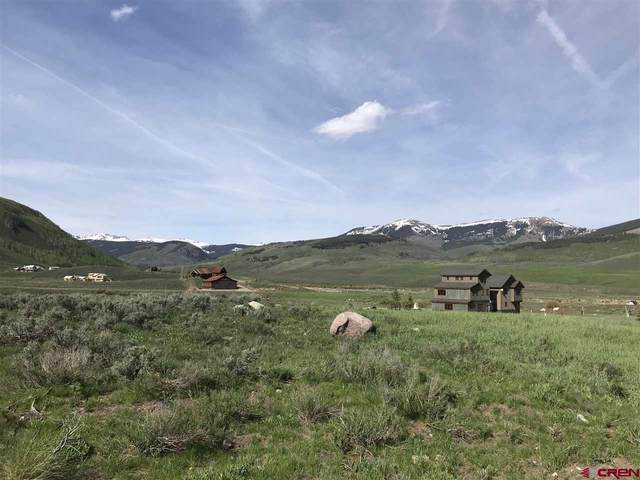 61 Appaloosa Lane, Crested Butte, CO 81224 (MLS #775732) :: The Dawn Howe Group | Keller Williams Colorado West Realty