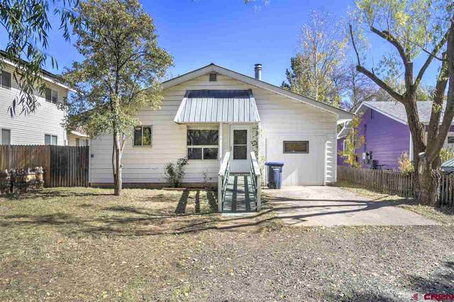 3058 E 6th Avenue, Durango, CO 81301 (MLS #775740) :: Durango Mountain Realty