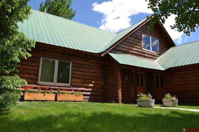 53 Paradise Road, Mt. Crested Butte, CO 81225 (MLS #775769) :: The Dawn Howe Group | Keller Williams Colorado West Realty