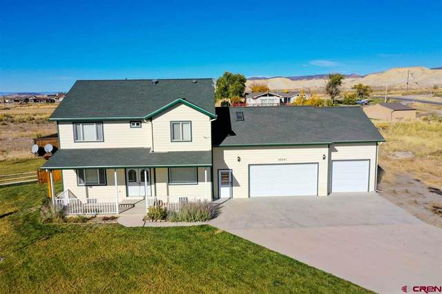 68981 Overland Drive, Montrose, CO 81401 (MLS #775862) :: The Dawn Howe Group | Keller Williams Colorado West Realty