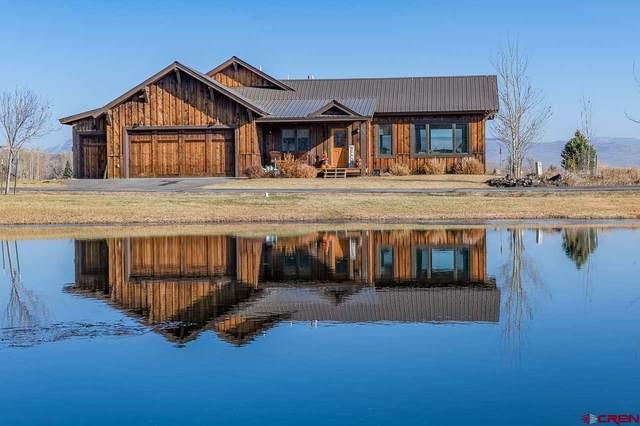 282 Tomichi Creek Loop, Gunnison, CO 81230 (MLS #775868) :: The Dawn Howe Group   Keller Williams Colorado West Realty