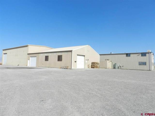320 Industrial Boulevard, Olathe, CO 81425 (MLS #775870) :: The Dawn Howe Group | Keller Williams Colorado West Realty