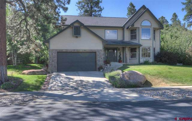 2244 Kingfisher Court, Durango, CO 81301 (MLS #775877) :: Durango Mountain Realty