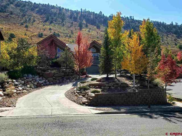 10 Lizard Head Drive, Durango, CO 81301 (MLS #775897) :: Durango Mountain Realty