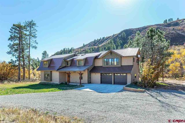 2165 Cr 204, Durango, CO 81301 (MLS #775916) :: The Dawn Howe Group | Keller Williams Colorado West Realty