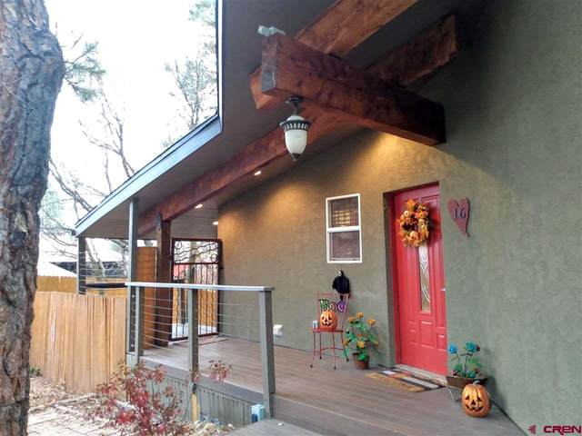 16 Pine Dale Lane, Durango, CO 81303 (MLS #775941) :: The Dawn Howe Group | Keller Williams Colorado West Realty