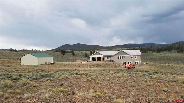 7810 Aspen Glen Lane Tract 21, Gunnison, CO 81230 (MLS #775946) :: The Dawn Howe Group | Keller Williams Colorado West Realty