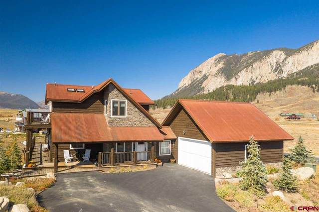 15 Coyote Ridge Road, Crested Butte, CO 81224 (MLS #775950) :: The Dawn Howe Group | Keller Williams Colorado West Realty